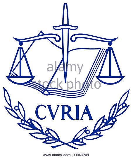 Logo European Court Justice European Stock Photos & Logo European.