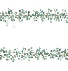 Eucalyptus Borders Vector Images (over 2,200).