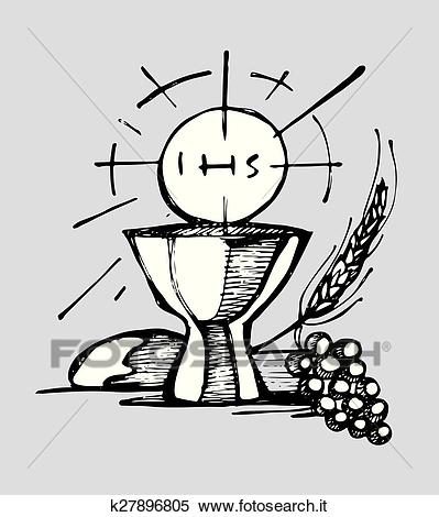 Eucaristia Clipart.