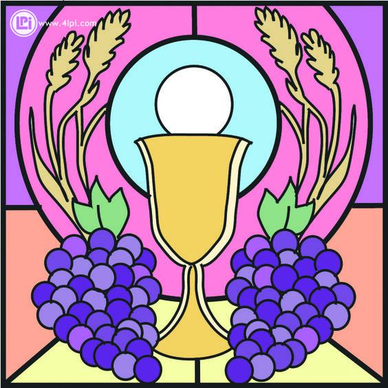 Joy of the Eucharist #Clipart.