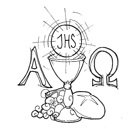 Eucharistic clipart 6 » Clipart Station.