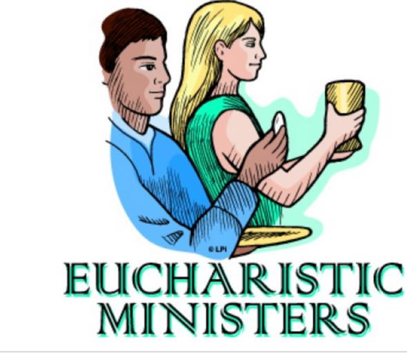 Eucharist Minister.