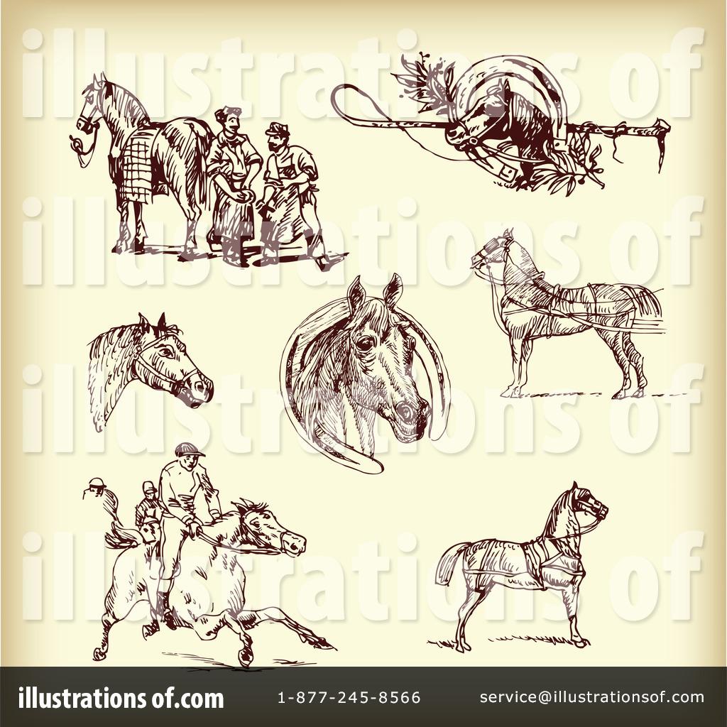 Horses Clipart #1058275.