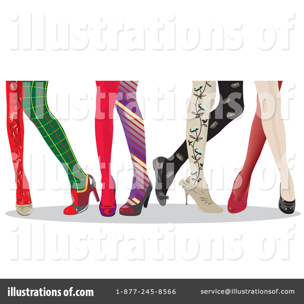 Legs Clipart #24524.