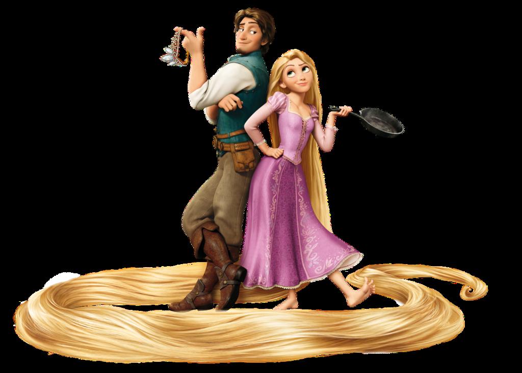 Rapunzel Clipart.