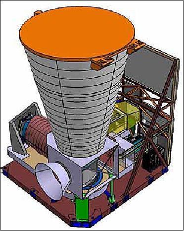 Meteosat Third Generation.