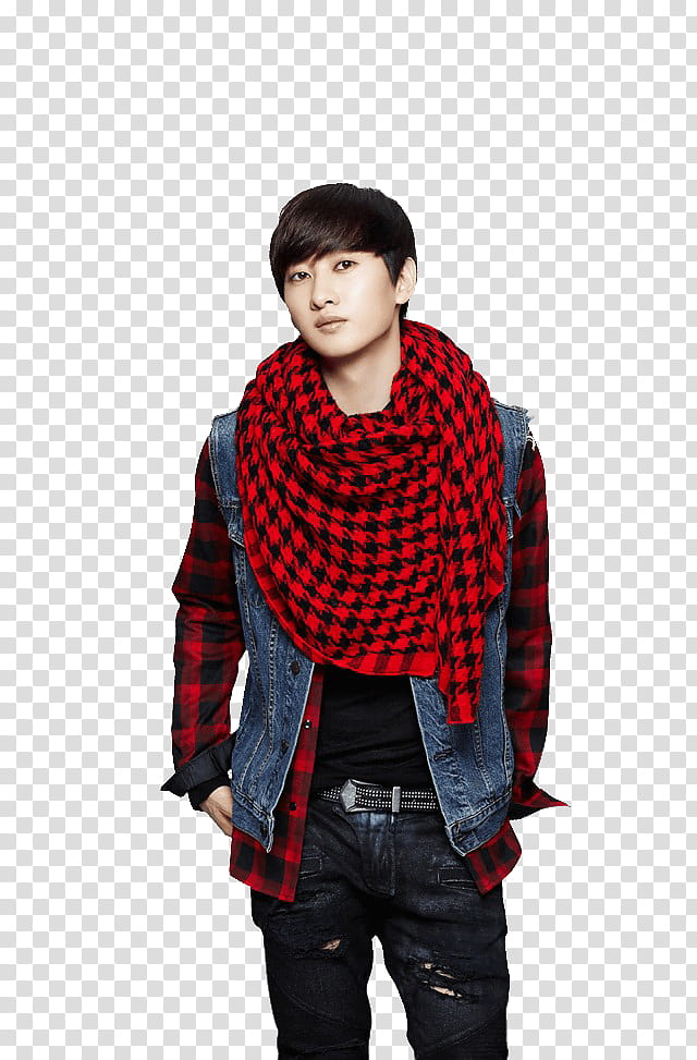 Super Junior Eunhyuk transparent background PNG clipart.
