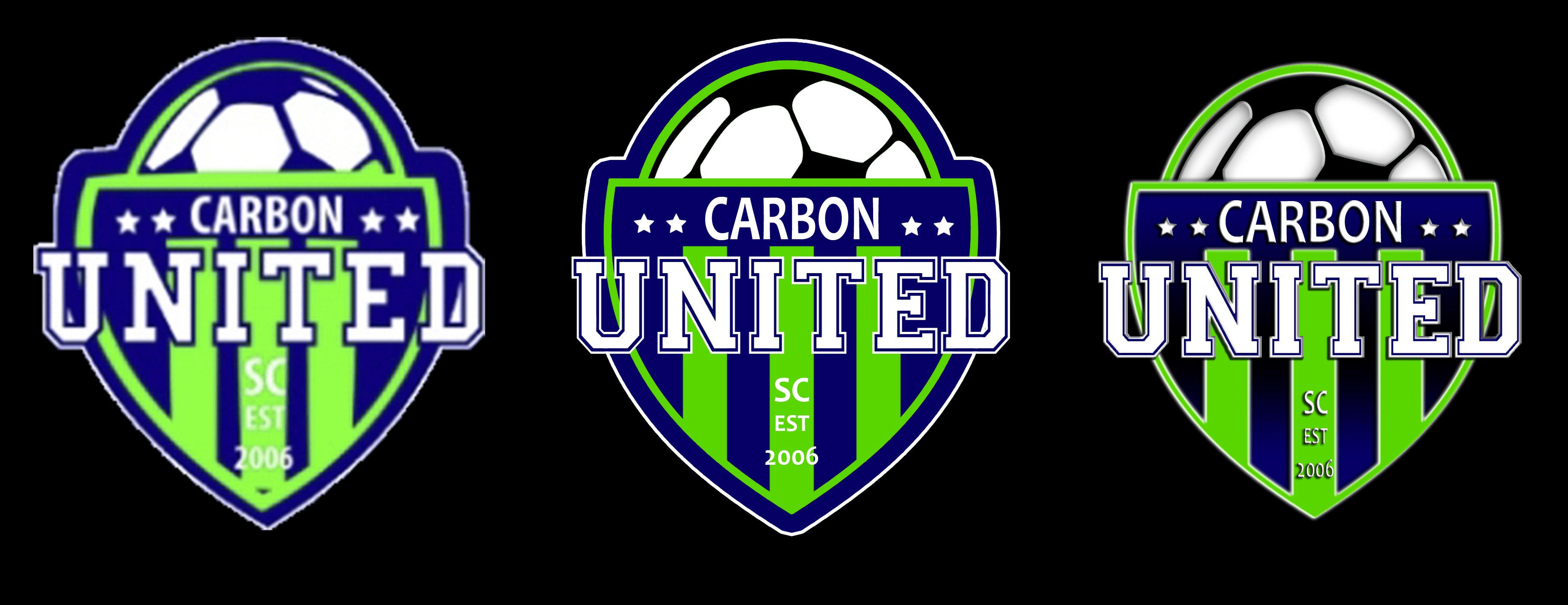 Cleaned up Carbon United Logo.