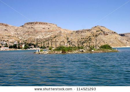 Euphrates River Stock Photos, Royalty.