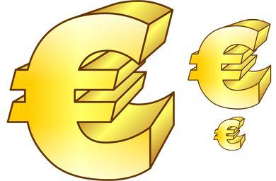 Euro Clipart.