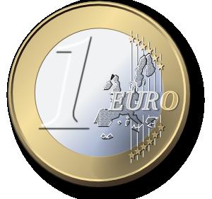 Euro clip art.