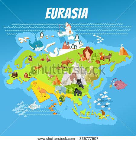 Eurasia Stock Photos, Royalty.