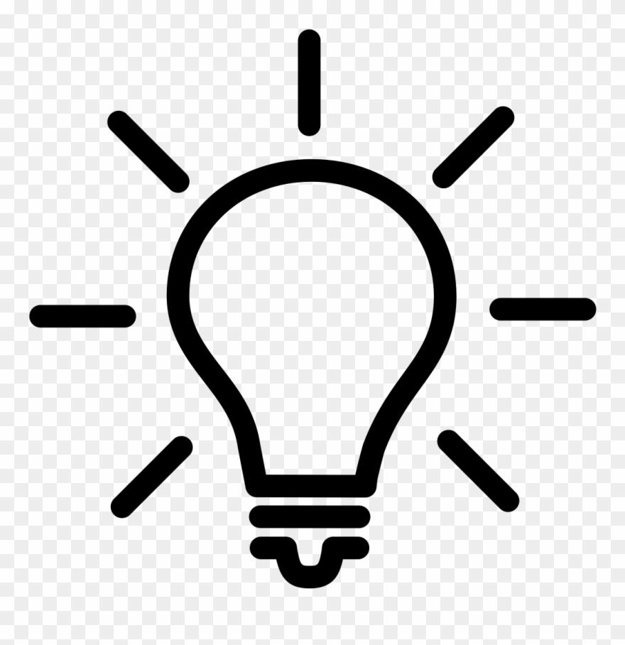 Lightbulb Clipart Eureka Moment.