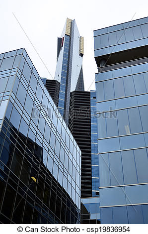 Stock Images of Eureka Tower.