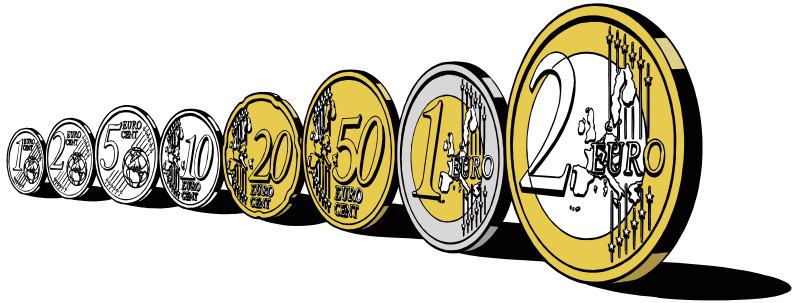 Money euro clipart.