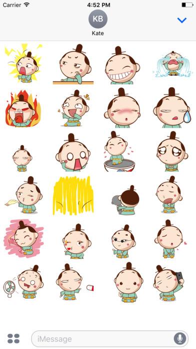 Monk Dynasty.