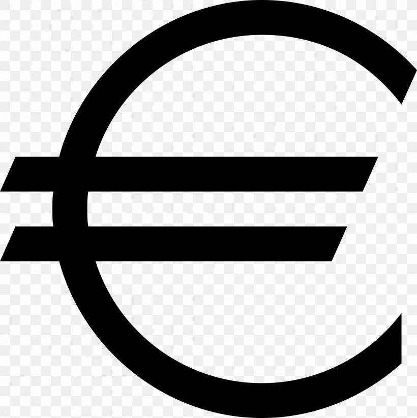Euro Sign Currency Symbol Clip Art, PNG, 2000x2009px, Euro.