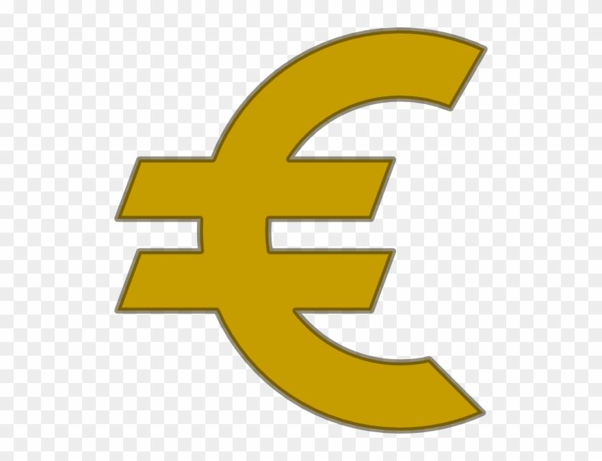 Euro Clipart 1 Euro Coin Clip Art.