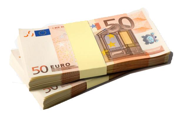 Euro PNG Free Download.