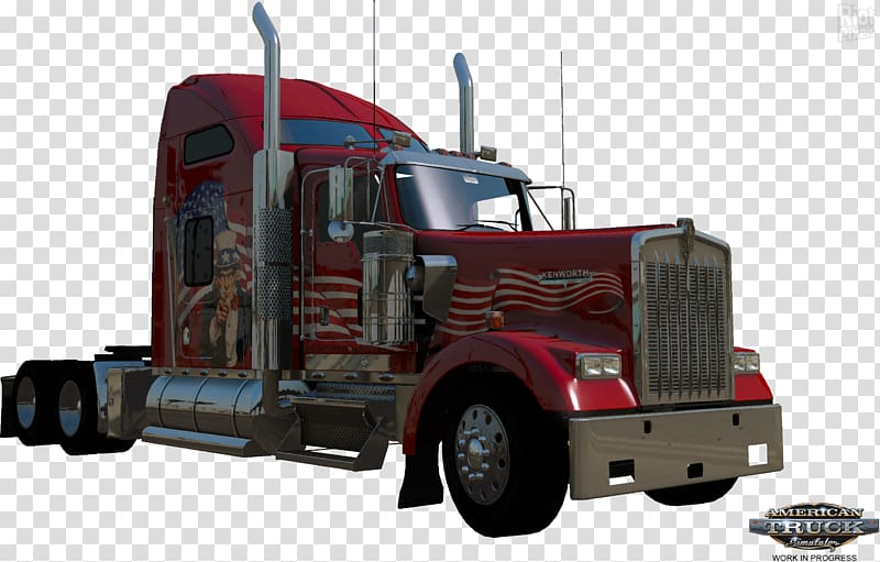 American Truck Simulator Euro Truck Simulator 2 Truck driver.