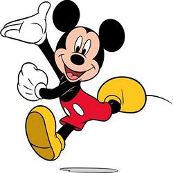 Disney Magic Clipart.