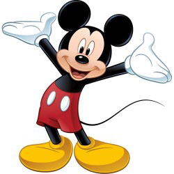 Receive a magical telephone call from Mickey Mouse!.
