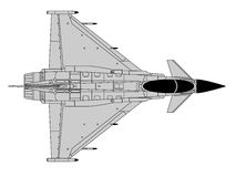Eurofighter Clipart by Megapixl.