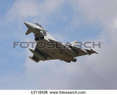 Pictures of eurofighter typhoon k3118438.