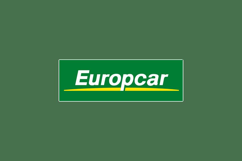 Europcar Logo transparent PNG.