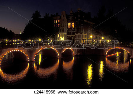 Pictures of Holland, Amsterdam, Netherlands, Noord.