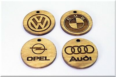 BMW / VW / Audi / Opel / Custom Keychain.