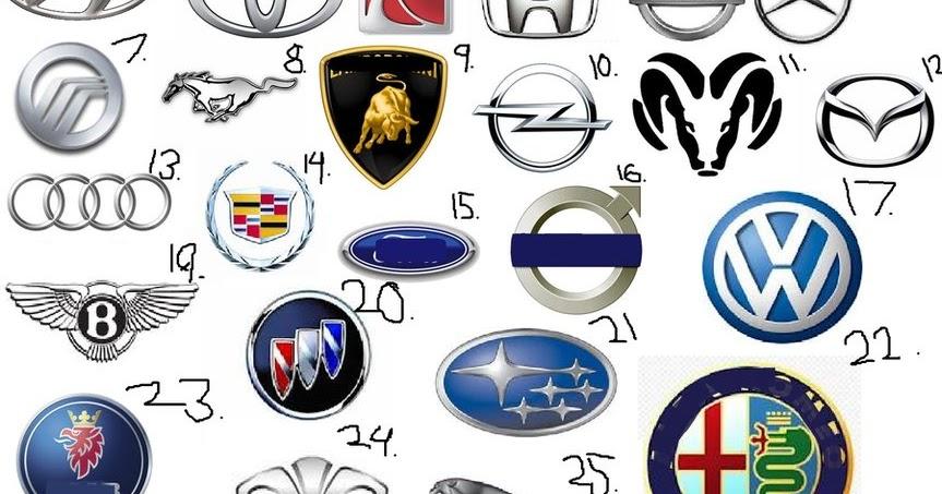 Logos Pictures: Car Logo.