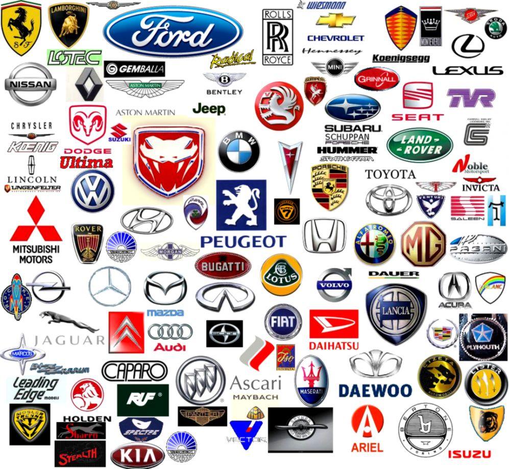European Car Logos.