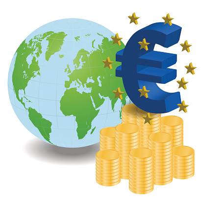 European Central Bank Clip Art, Vector Images & Illustrations.