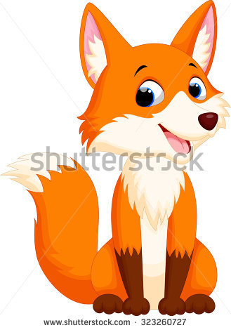 Fox Stock Photos, Royalty.