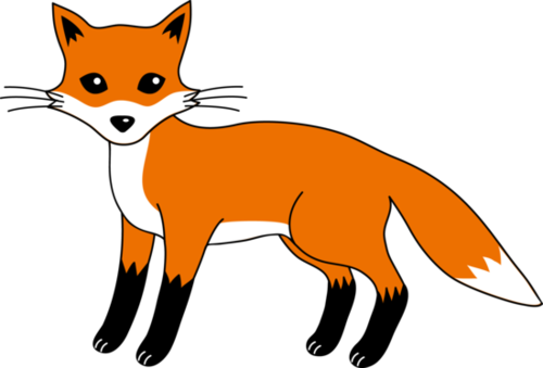 Red Fox Clipart.