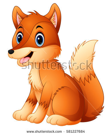 Fox Paw Stock Photos, Royalty.