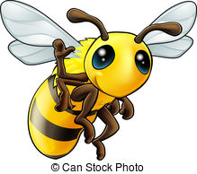 Honeybee Clip Art and Stock Illustrations. 2,511 Honeybee EPS.