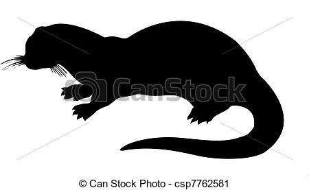 European otter Illustrations and Stock Art. 19 European otter.