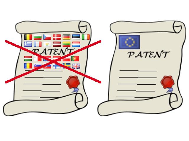 Unitary Patent Presentation.