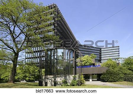 Stock Photo of Germany Bavaria Munich buildings European Patent.