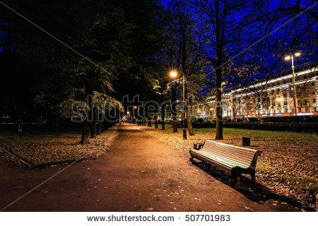Streetlamp Night Banco de Imagens, Fotos e Vetores livres de.