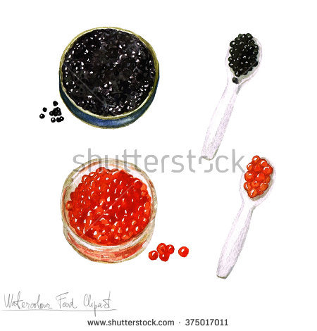 Beluga Caviar Stock Photos, Royalty.