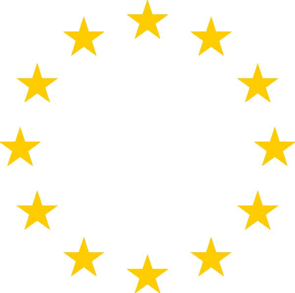 European Stars Clip Art at Clker.com.