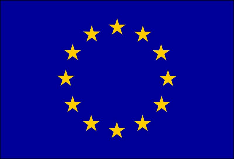 Free Clipart: Flag of European Union.