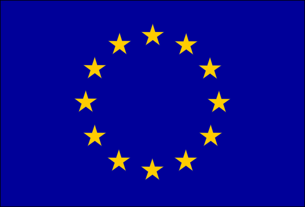 European union flag clipart.
