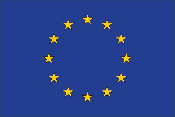European union flag clipart.