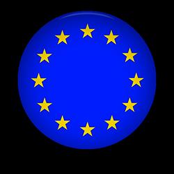Free Animated European Union Flags.