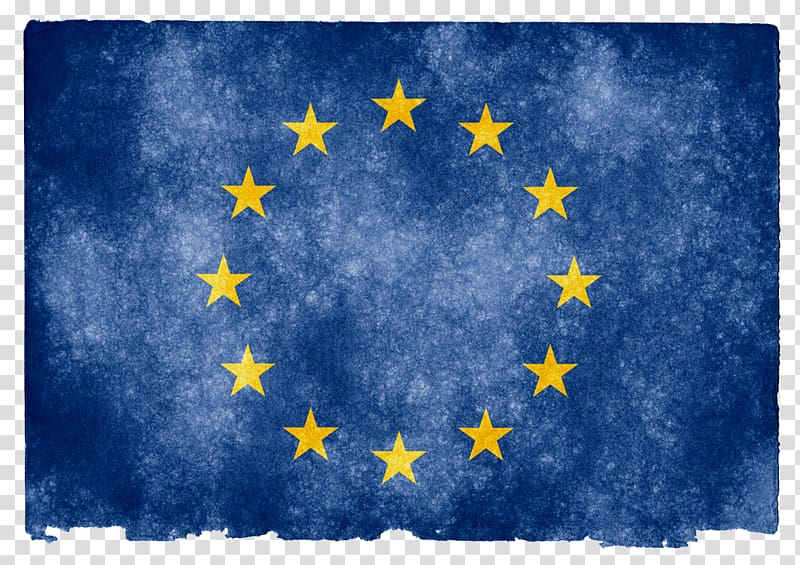 Stars illustration, United Kingdom European Union Flag of Europe.