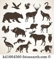 European wolf Stock Illustrations. 4 european wolf clip art images.